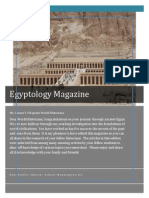 egypt research magazine