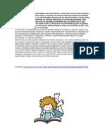 Documento Importancia Lectura