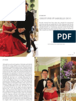 Beverly Hills Resident Magazine - Holiday Issue At Home With Christophe & Gabrielle Choo