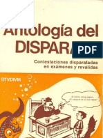 Antología Del Disparate (Varios Tomos)