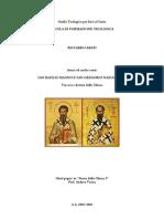 San Basilio y San Grigorio