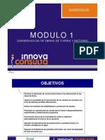 conservación - modulo 1. Obras de tierra y entorno de la carretera.