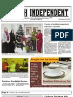 Faith Independent, December 19, 2012