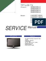 Samsung TFT-LCD TV GNB23MLA GNB26MLA GNB32MLA GNB40MLA LN263R71BAX LN263R71WAX LN26R71BAX LN32R71BAX LN40R71BAX.pdf