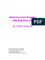 Read Your Own Romance the Big Day Off