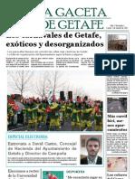 Periódico Getafe