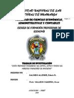 Finanzas Ayacucho Perú