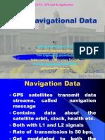 NAVIGATIONAL DATA