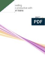Broadband on Trains