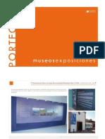 Portfolio Codarfel-Museos Exposiciones