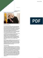 Wikileaks ǀ Der Flüchtige — der Freitag