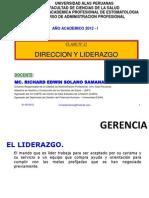 Clases 12 Direccion y Liderazgo
