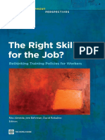 The Right Skills for the Job?