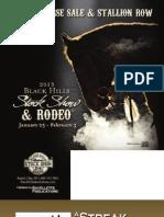 2013 BHSS Horse Sale
