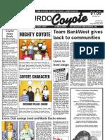 Murdo Coyote, December 20, 2012