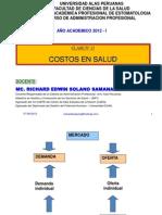 Clase 13 Costos en Salud