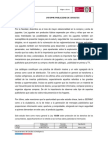 Estudio sobre la publicidad de los juguetes en venta en Chile, diciembre 2012