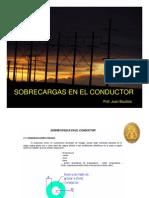LINEAS DE TRANSMISION SOBRECARGAS EN EL CONDUCTOR