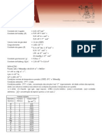 Prova Resolvida Quimica ITA 2013