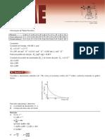 Prova Resolvida Quimica IME2013