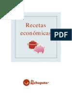 recetas económicas y caseras