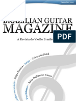 Brazilian Guitar Magazine 1