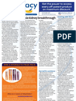 Pharmacy Daily for Thu 20 Dec 2012 - Australian kidney breakthrough, MIMS, Kaloba, Opti-Pharm and much more...