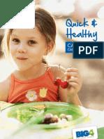 BIG4 Quick Healthy RecipeBook Finalv2