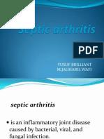 Septica Arthritis