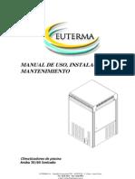 Manual Climatizador Aruba 30 / 60