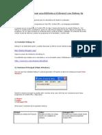 Pasos Para Crear Biblioteca Con Debug 4x en System RPL Para Hp49 Series