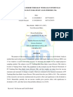 Pengaruh laba bersih terhadap pembagian dividen kas PT TAMBANG BATU BARA BUKIT ASAM (PERSERO) Tbk (Aisha dan Izziyah)