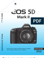 Manual Canon 5D Mk II