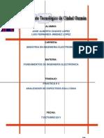ANALIZADOR DE ESPECTROS L1500A