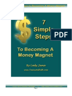 7 Simple Ways To Become A Money Magnet