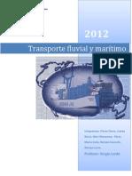 Transporte Fluvial  y Marítimo ARREGLADO final