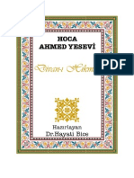 Ahmed Yesevi - Dîvân-ı Hikmet