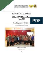 Laporan Lokakarya DTPS KIBBLA 2012