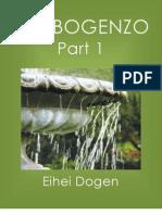 Shobogenzo Part 1