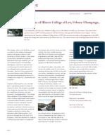 University of Illinois College of Law, Urbana-Champaign, IL
