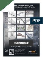 Manual de Csi Bridges