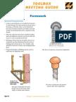guide to flat slab formwork and falsework pdf