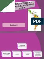 Fichas Reforma 9 y RIEB