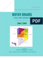 Dda Boven Digoel 2004 PDF