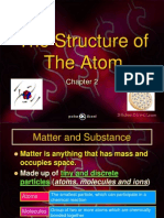 SPM Chemistry Form 4 Chapter 2 Structure of Atom