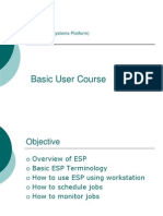 ESP Training Docs With GUI Info