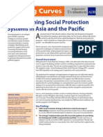 Strengthening Social Protection Systems in Asia and the Pacific