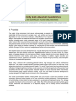 Biodiversity Conservation Guidelines for Hotel and Guest Houses in Ziarat- Saadullah Ayaz