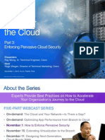 Conquer the Cloud | Part 3 - Enforcing Pervasive Cloud Security