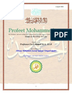 Hazrat Mohammed Saw